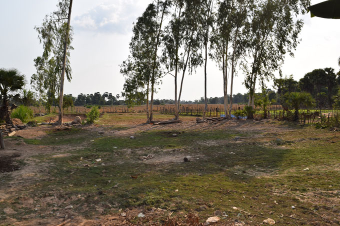 Land for building School